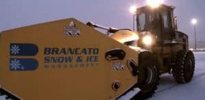 chicago snow removal company photo