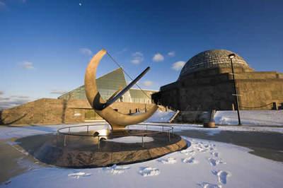 chicago snow removal planetarium