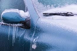 Zero tolerance ice control